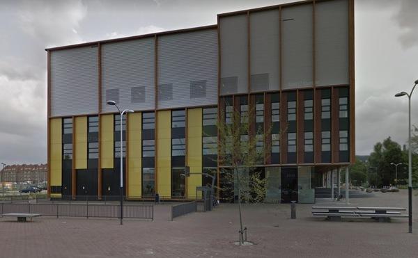 Default gymnasium houthaven amsterdam