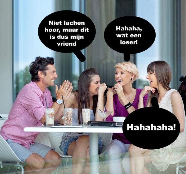 Default lachen