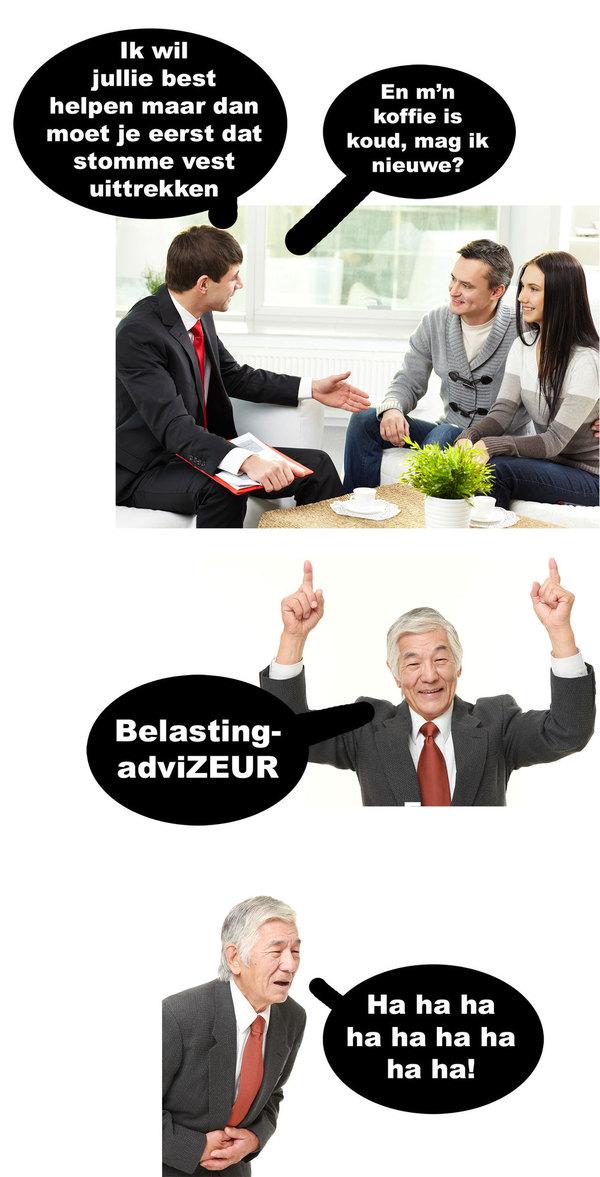 Default zeur
