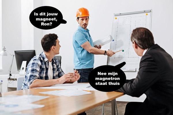 Default magneet