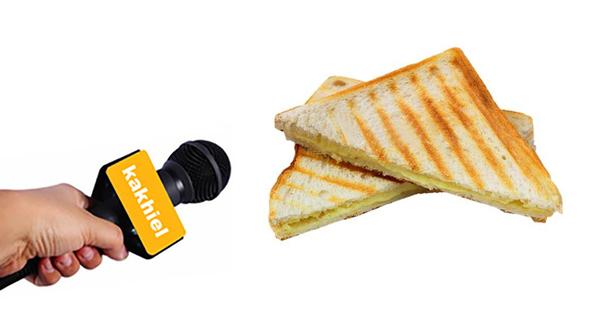 Default tosti
