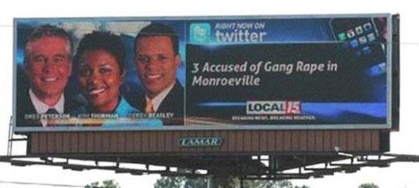 Default advertising placement fails 4