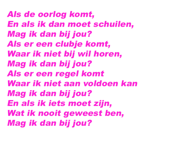 10 bekende Nederlandse songteksten die nergens op slaan ...