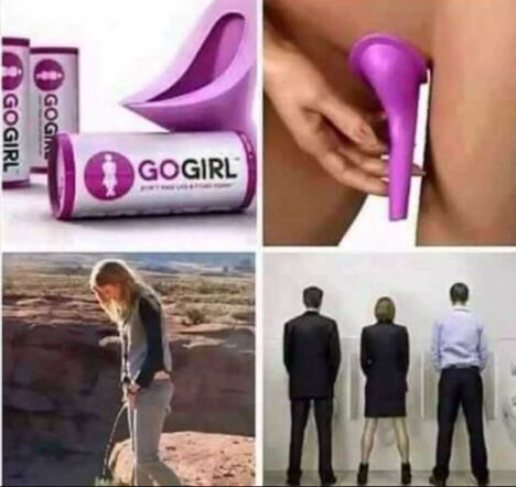Default 1pcs font b urinal b font font b gogirl b font go girl woman urination device