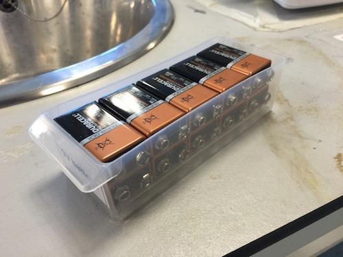 Default satisfying pics batteries
