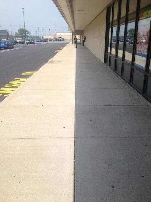 Default satisfying pics sidewalk