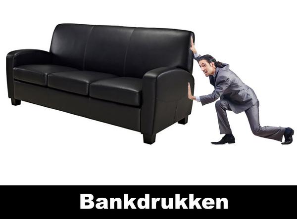 Default bankdrukken