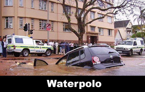 Default waterpolo
