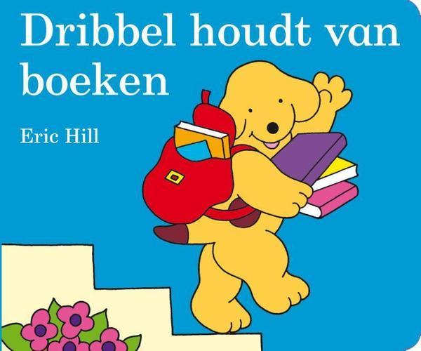 Default dribbel houdt van boeken