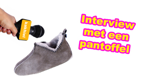 Small pantoffel